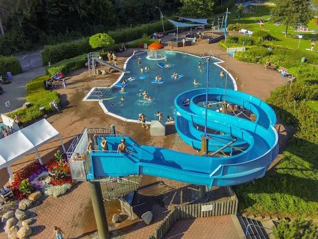 Photo of Familientag in blau – Ferienaktion im Wickeder Freibad