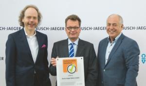 Lüdenscheid – Busch-Jaeger bringt Beruf und Familie perfekt zusammen
