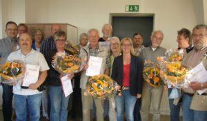 Siegen-Wittgenstein: DRK Frauenverein bedankte sich bei Jubiläumsblutspendern