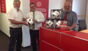 Fußballgemeindemeisterschaft um den Sparkassencup in der Gemeinde Finnentrop