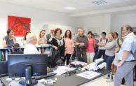 Israelische Ärzte und Pfleger zu Gast im Stilling