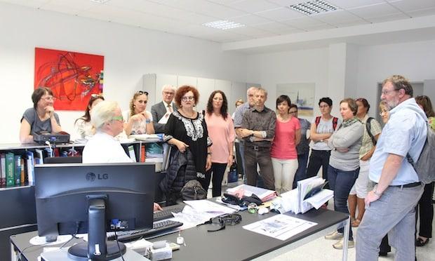 Photo of Israelische Ärzte und Pfleger zu Gast im Stilling