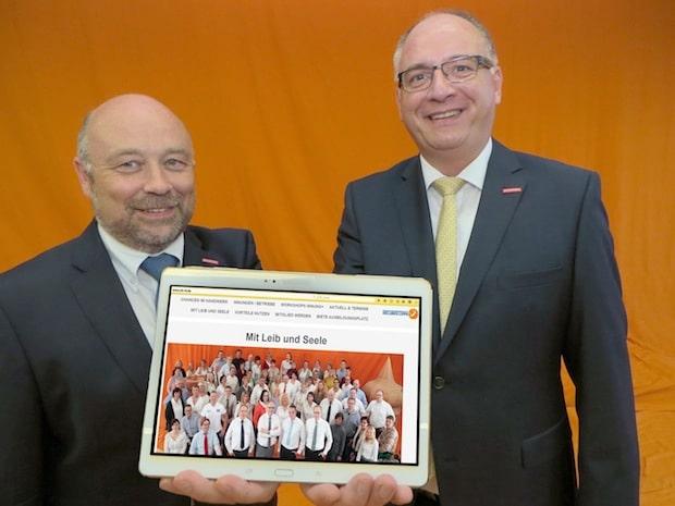 Photo of Soest: Neue Internetseite zeigt Zeitenwende bei der Kreishandwerkerschaft Hellweg-Lippe