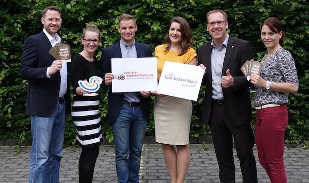 Photo of Olpe: Kooperation zwischen karriere-suedwestfalen.de und Südwestfalen Agentur weiter intensiviert