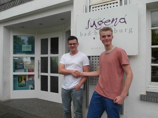 Photo of Erste Berufserfahrungen im Freiwilligendienst bei der Stadtjugendpflege