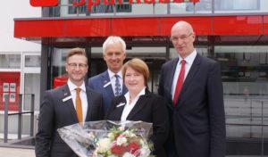 Attendorn: Sparkasse beruft Sylvia Gante zur Vertreterin des Vorstands