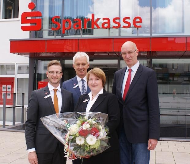 Photo of Attendorn: Sparkasse beruft Sylvia Gante zur Vertreterin des Vorstands