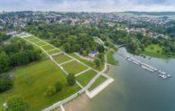 """Segeln, Spielen, Wandern, Musik: Fest zur """"Taufe"""" des Seeparks Möhnesee"""