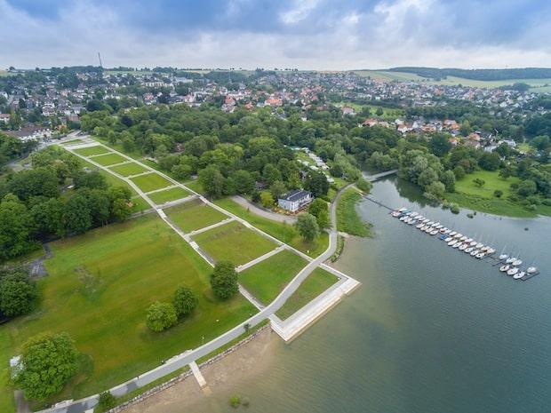 """Photo of Segeln, Spielen, Wandern, Musik: Fest zur """"Taufe"""" des Seeparks Möhnesee"""