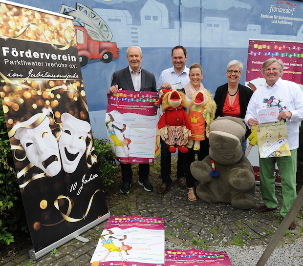 Photo of Kinder-Open-Air-Programm im Iserlohner Floriansdorf