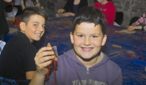 Ferienworkshop für Kinder im Museum Wasserschloss Werdringen Hagen