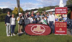Werl: Niehaves Jugend Cup zum 7. Mal im Golfclub Werl ausgetragen