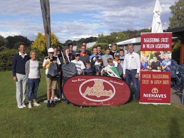 Photo of Werl: Niehaves Jugend Cup zum 7. Mal im Golfclub Werl ausgetragen