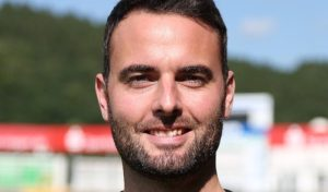 Manuel Schardt neuer Physiotherapeut bei Sportfreunde Siegen