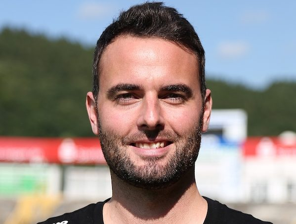Photo of Manuel Schardt neuer Physiotherapeut bei Sportfreunde Siegen