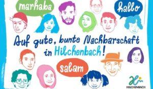 """Hilchenbach: Projekt """"Auf gute, bunte Nachbarschaft!"""" gestartet"""