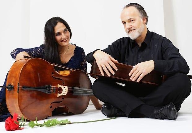 Photo of Duo Burstein & Legnani in Altena