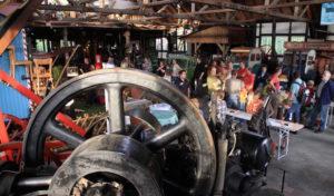 Ferienspiele im Technikmuseum Freudenberg