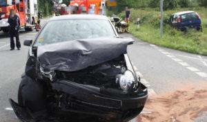 Erwitte: Unfallursache tief stehende Sonne
