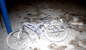 Lippstadt – Fahrrad gegrillt