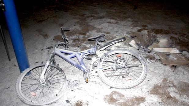 Photo of Lippstadt – Fahrrad gegrillt