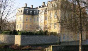 Führung durch das Schloss Schwarzenraben in Lippstadt
