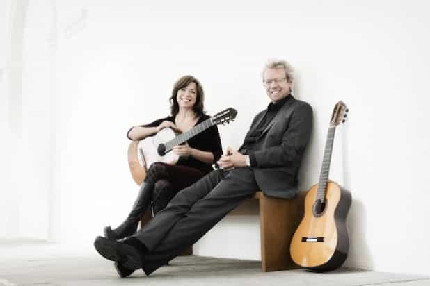 Amadeus Guitar Duo (Quelle: Stadt Iserlohn)