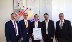 Siegen: Hees Bürowelt  für den Ausbildungspreis 2016 nominiert