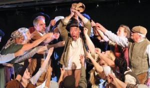 """Musical """"Der Postraub"""" auf der Freilichtbühne Hallenberg"""