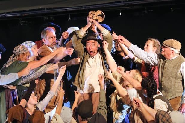 """Photo of Musical """"Der Postraub"""" auf der Freilichtbühne Hallenberg"""