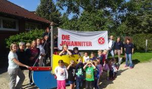 """""""Johanniter mittendrin"""" in Iserlohn"""