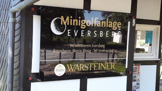 Photo of Minigolfturnier für Kinder in Eversberg
