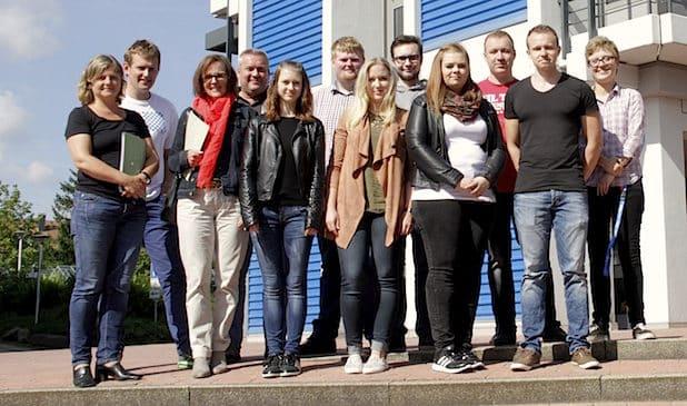 Photo of Start an der FernUniversität in Hagen
