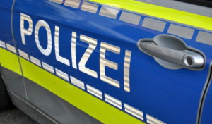 Verkehrsunfall mit drei beteiligten Fahrzeugen