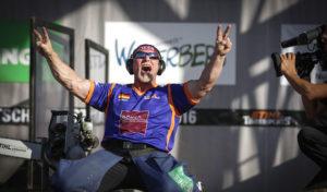 Winterberger Dirk Braun gewinnt Deutsche Meisterschaft und stellt neuen Weltrekord auf