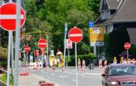 Arnsberg: Straßenbauarbeiten im Wohngebiet Trift