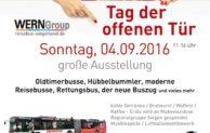 Siegen – Vorstellung der neuen Unternehmenssparte Reisebus-Siegerland