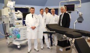 Klinikum Lüdenscheid: Drei OP-Säle gehen nach Sanierung in Betrieb