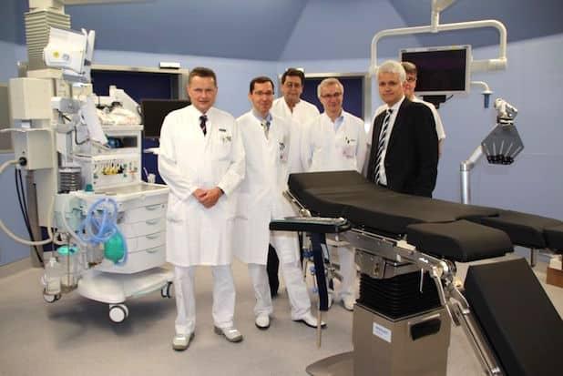 Photo of Klinikum Lüdenscheid: Drei OP-Säle gehen nach Sanierung in Betrieb