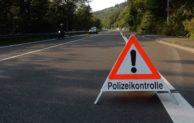 Olpe: Polizeikontrollen im gesamten Kreisgebiet