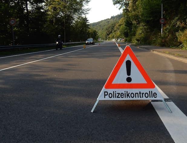 Photo of Olpe: Polizeikontrollen im gesamten Kreisgebiet