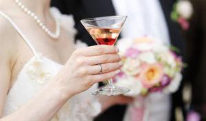 Unvergesslicher Hochzeitstag
