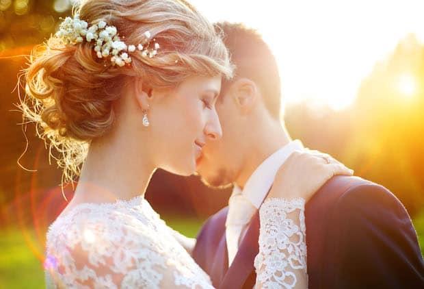 Photo of Von Kopf bis Fuß eine schöne Braut