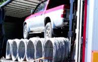 Hagen: Lkw mit defekten Bremsen und mangelhafter Ladungssicherung aus dem Verkehr gezogen
