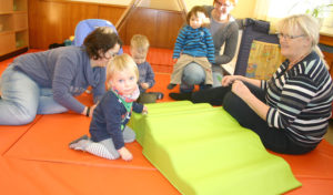 Tag der offenen Tür im Städtischen Kindergarten Wiemeringhausen
