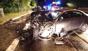 Plettenberg: Schwerer Verkehrsunfall nach Frontalzusammenstoß