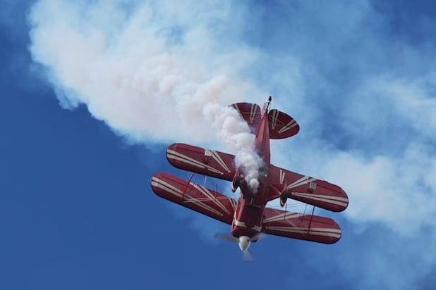 Michael Weller servierte mit seiner kleinen Pitts S2B eine grandiose Performance. Foto: Sven Vollert