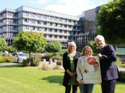 <b>30 Jahre Haupthaus Klinikum Lüdenscheid – ein Anlass zum Feiern</b>