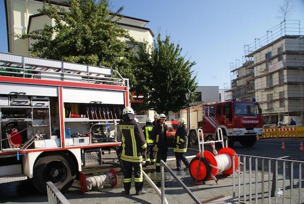 Photo of Arnsberg: Rauchentwicklung in Tiefgarage ruft Feuerwehr auf den Plan