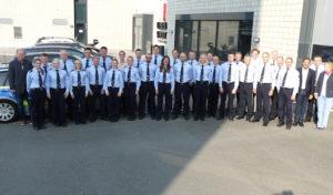 Neue Polizisten für den Kreis Soest